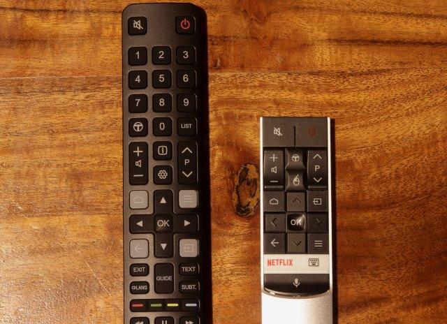 Smart Remote Comparison