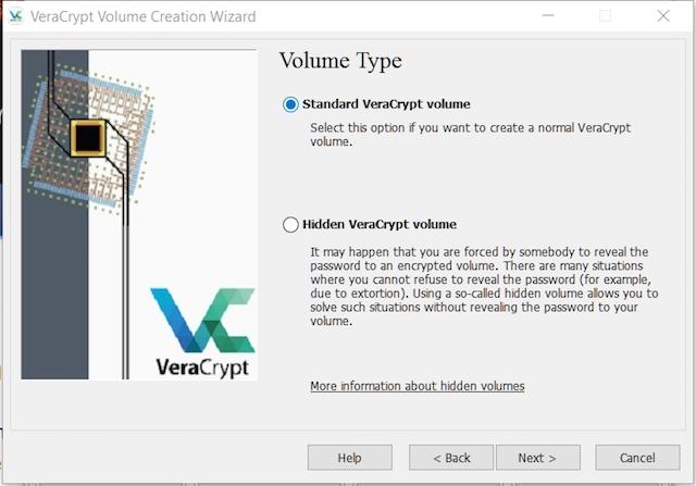 volume type