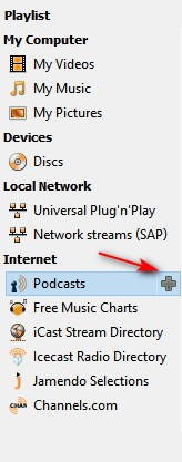 Add Podcasts