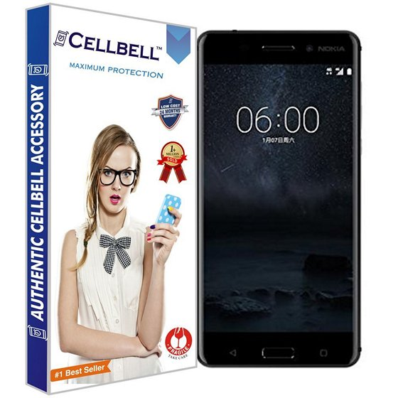 Cellbell Tempered Glass Screen Protector
