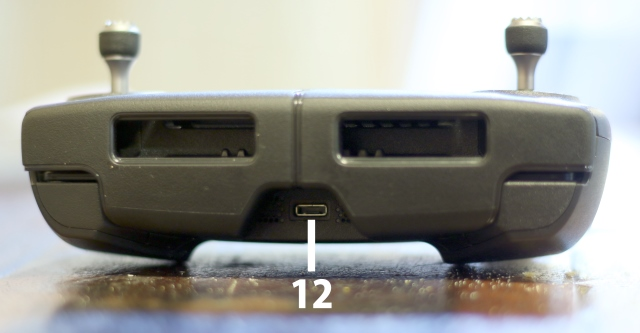 DJI Spark Controller Guide USB