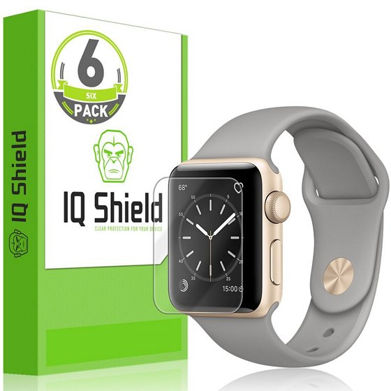 IQ Shield Full Coverage Screen Protector For Apple Watch