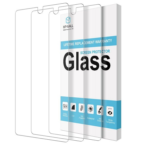 MP-Mall Tempered Glass Screen Protector For Essential Phone