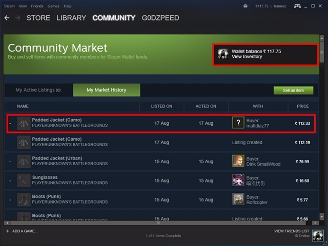 free steam games with marketable items