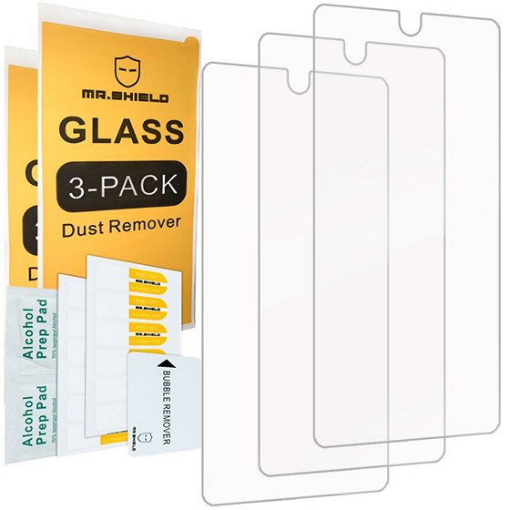 Mr. Shield Essential Phone Tempered Glass Screen Protector