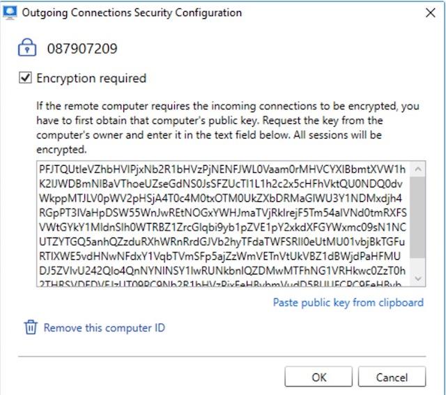 Rsa encryption