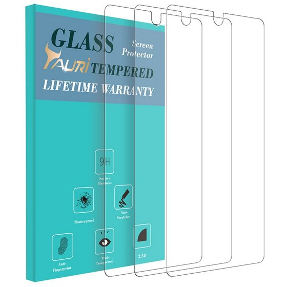 TAURI Tempered Glass Screen Protector For Essential Phone