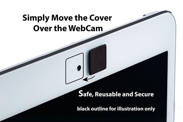 Webcamera cover