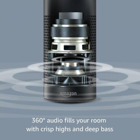 Amazon Echo Sound