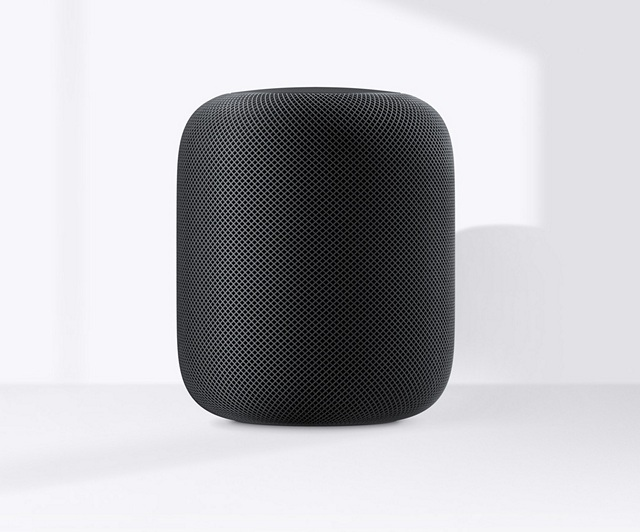 Apple HomePod, powered by Siri