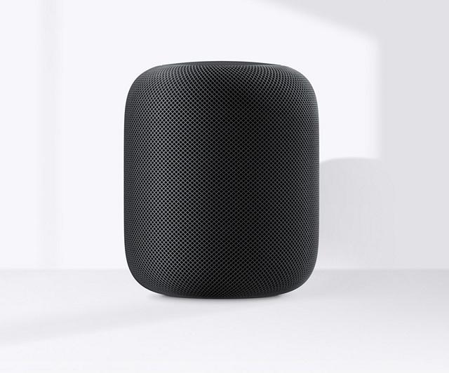 Apple HomePod, powered by Siri