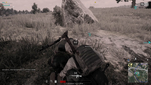 PlayerUnknowns Battlegrounds Duo Revive