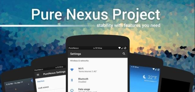 Pure Nexus Logo