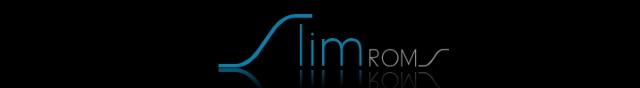 SlimRoms Logo