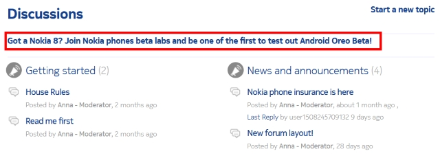 Link to Join Nokia Beta Labs