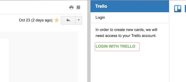 Verwenden Sie Google Mail-Add-Ons - Schritt 2