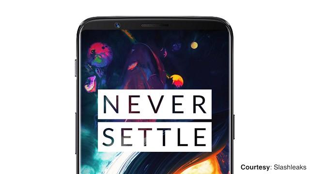 OnePlus 5T Bezels