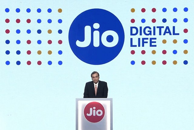 Reliance Jio Triple Cashback