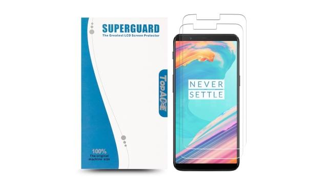 TopACE OnePlus 5T TPU-Film Screen Protector