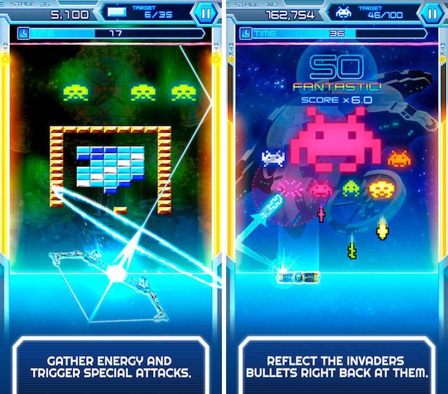 15 0 Arkanoid Vs. Space Invaders