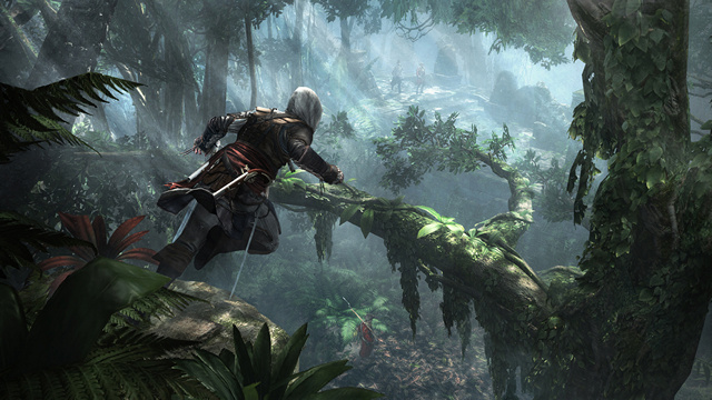 Assassins Creed Black Flag game