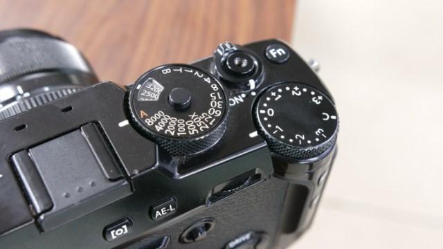 Fujifilm X-Pro2 Multiple Dials
