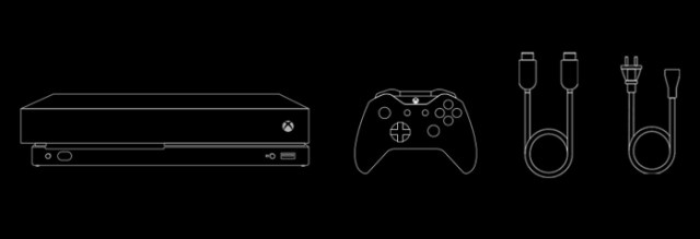 Whats In The Box Xbox One X