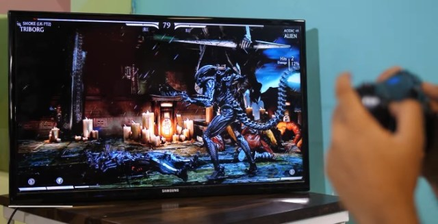 Xbox One X Mortal Kombat