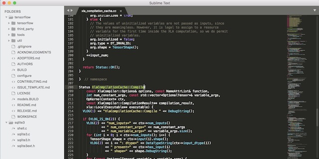 2. Sublime Text 3