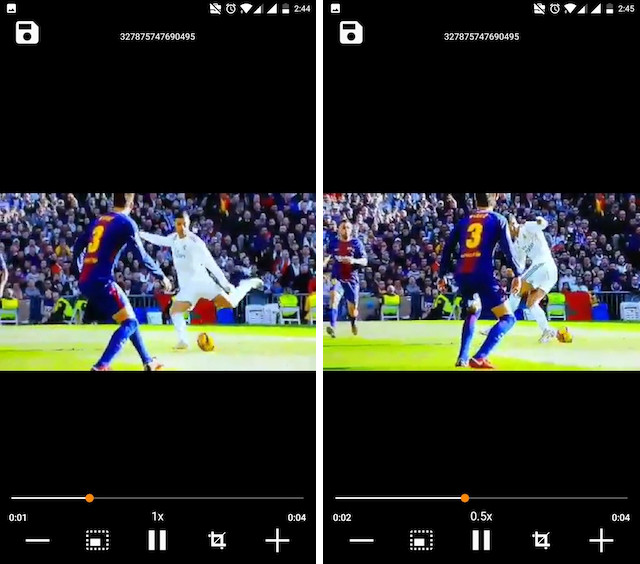2. Video Slow Reverse Player