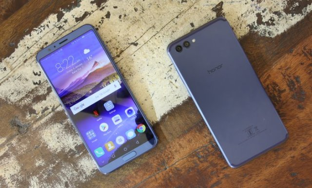 Honor View 10 Design and Build Front And Back