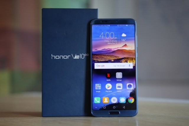 Honor View 10 V10 Review Featured Image