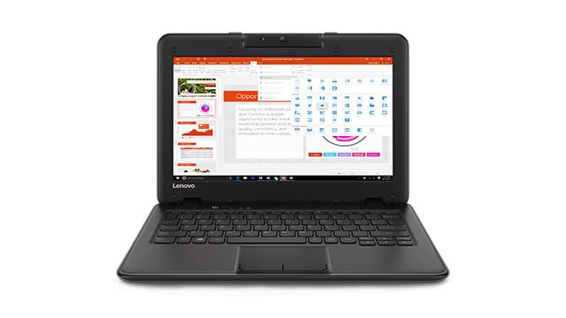 Lenovo 100e with Windows 10 S
