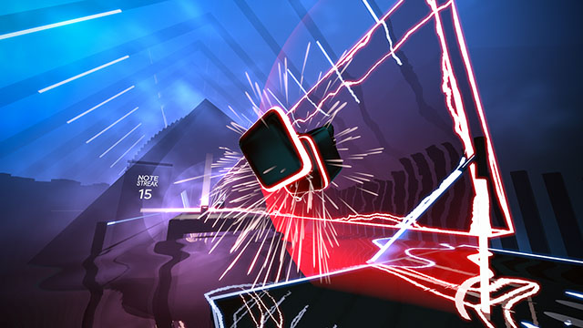 beat saber gameplay image 2