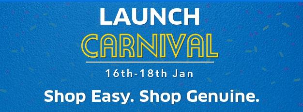 launch vivo carnival