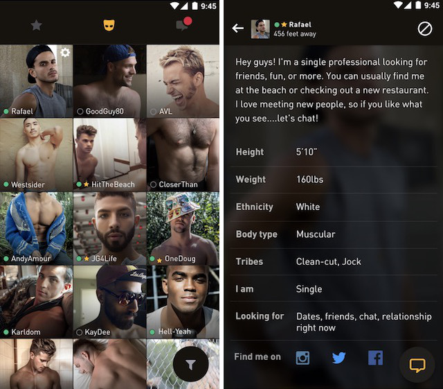 Free grindr app for android