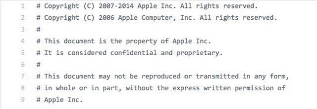 Apple Confirms iOS Source Code Leak