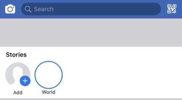 facebook snap map
