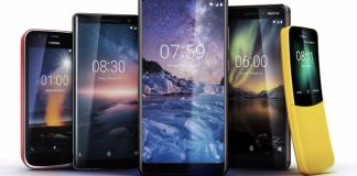Nokia MWC Lineup