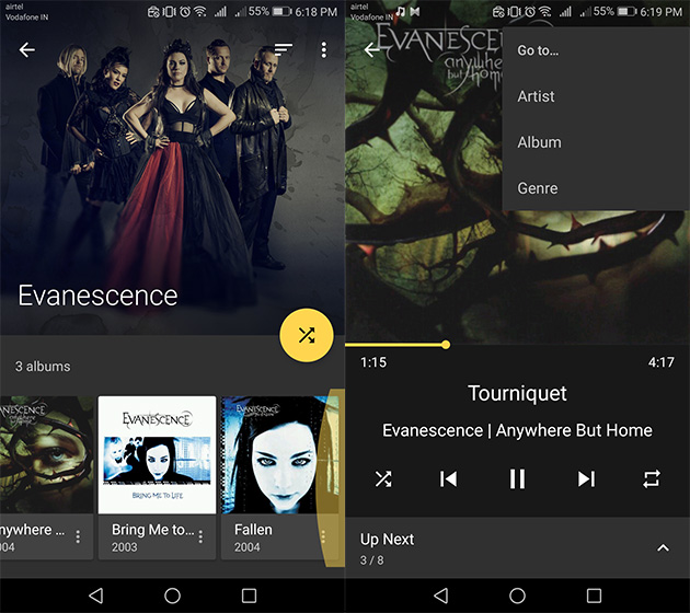 10 Best Android Music Players You Can Use