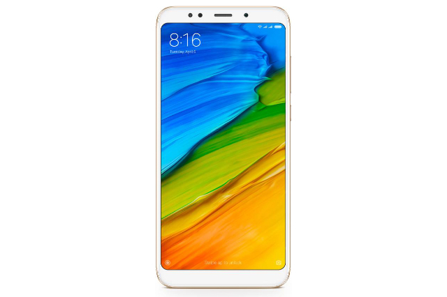 1. Redmi Note 5