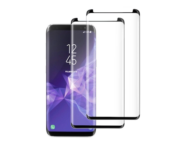 7. Bestfy Samsung Galaxy S9 Plus Screen Protector