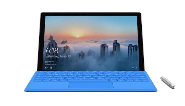 9. Microsoft Surface Pro 4