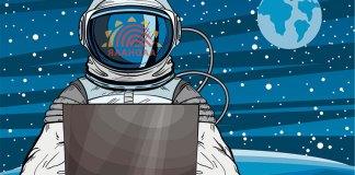 Aadhaar-Astronaut