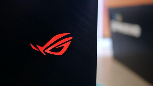 Asus GL503VD Logo
