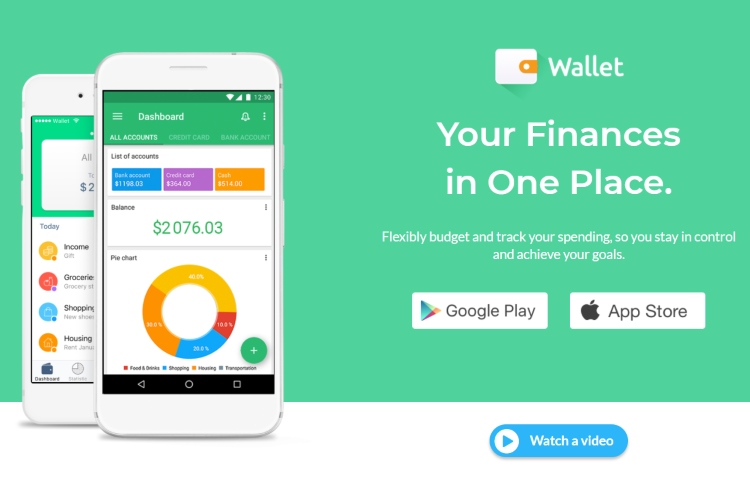 Wallet App By Budgetbakers Review One Of The Best