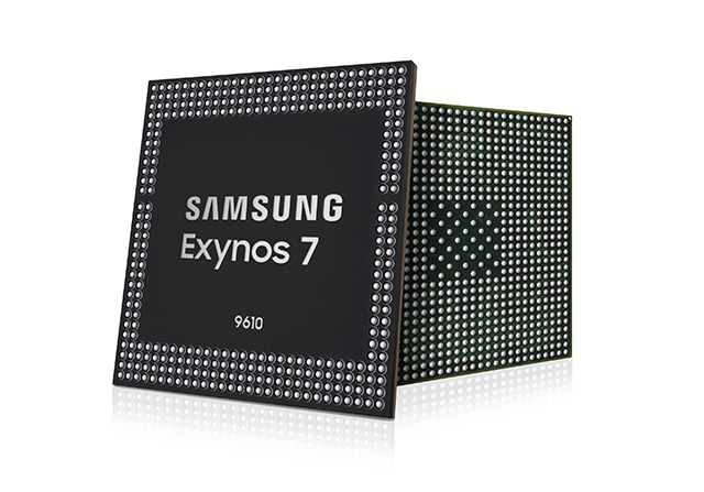 Samsung's Exynos 9610 Chipset Brings AI to Mid-Range Smartphones