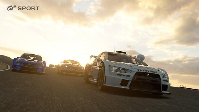 1 Gran Turismo Sport