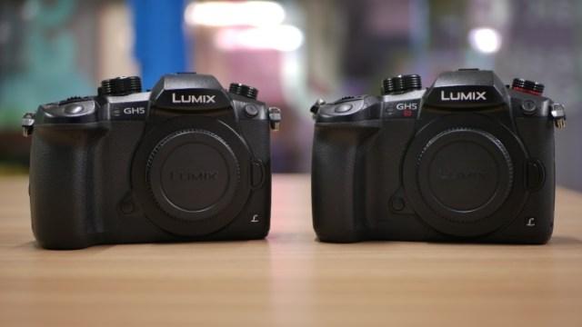 LUMIX GH5 v LUMIX GH5S Design and Build Quality 2