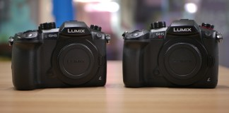 LUMIX GH5 v LUMIX GH5S Featured